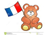 "FRENCH LESSONS for CHILDREN - ""Le Petit Ours"" - SCOTTISH BORDERS"