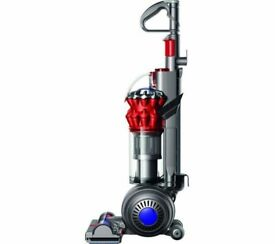 NEW DYSON Small Ball Total Clean Upright Bagless Vacuum Cleaner - Red. Ultra-lightweight Vac hoover