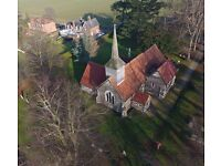 Drone and Pilot hire -available for Aerial Survey/Photography/Video/Weddings/Property