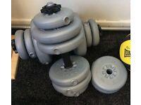 Set of York weights