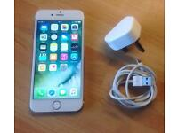 iPhone 6 - 64gb. White/silver. UNLOCKED