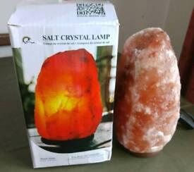 6KG Himalayan crystal salt lamp
