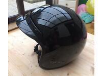 Motorcycle helmet XS Frank Thomas