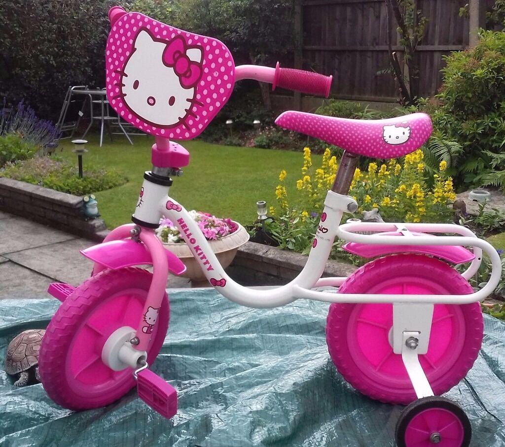 Girls Hello Kitty Bicycle