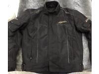 RST motorbike jacket (M) free posting