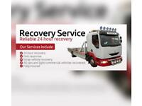 24/7 BREAKDOWN RECOVERY TOWING TRUCK OR JUMP START CARS VANS 4X4 UK AND EUROPE.