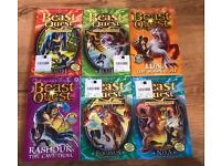 Beast Quest books series 1-9 plus 3 special additions
