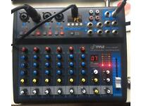 Pyle 8 channel Mixer