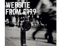 Website, Developer, Website Building from £199