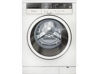 BRAND NEW GRUNDIG GWN38430W 8 kg 1400 Spin Washing Machine - White RRP 499.99 - OUR PRICE £249.99