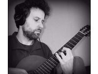 Guitar tuition within Edinburgh.