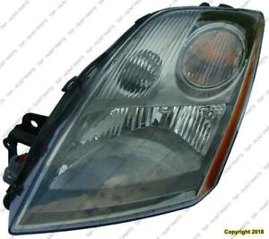 Head Light Driver Side 2.5L Nissan SENTRA 2007-2009