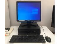 HP i5 EliteDesk 800 G1 QuadCore PC