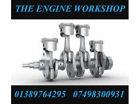 Reconditioned BMW N43B20 Engine