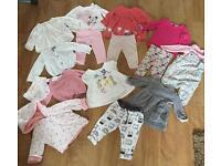 Baby Girl clothes Bundle. 3-6 m