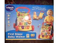 Brand new vtech walker..