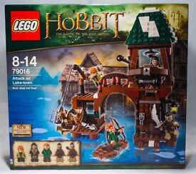 Lego 79016: The Hobbit Attack on Lake-town (Lord of the Rings) BNISB