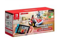 Mario Kart Live Home Mario Version Nintendo Switch