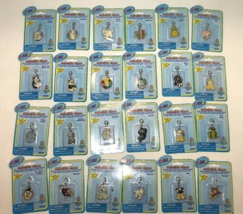 NEW - Webkinz Complete Set Charms - Lot of 24