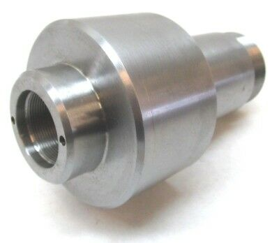 Royal 5c Collet Chuck Cnc Lathe Nosepiece Drawtube Adapter - M50 X P1.5