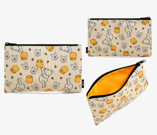 Loungefly Disney Winnie The Pooh Makeup Bag Case Cosmetic Bag