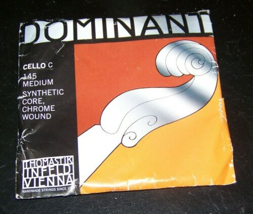 Thomastik  Dominant 4/4 Cello C String 145