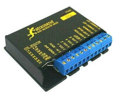 Used Geckodrive G202 Microstep Drive D6