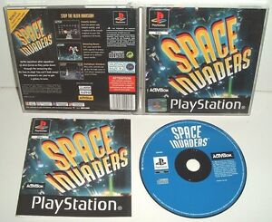 Space Invaders Ps 2