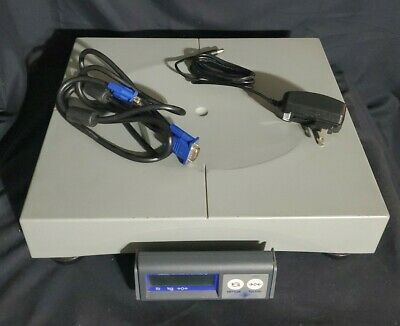 Mettler Toledo Ps60 150lb Shipping Postal Scale W Power Supply Rs232 Cable
