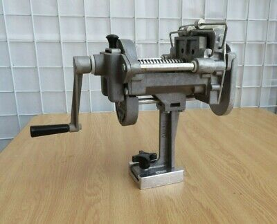 Nemco Table-top Chopper Dicer Commercial Heavy Duty Used 38 Blade