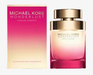 New Michael Kors Wonderlust Sensual Essence Perfume