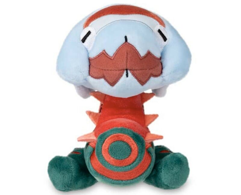 Pokemon Plush doll pokemon dolls Dracovish Japan NEW Pocket Monster