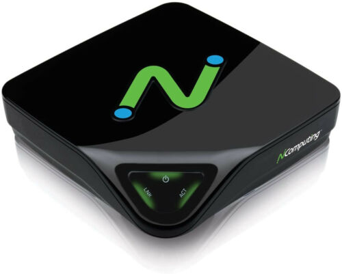 Lot of 10 NComputing L300 Thin Client Virtual Desktop via Ethernet w/ vSpace