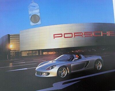 Porsche Christophorus 2002 Calendar,