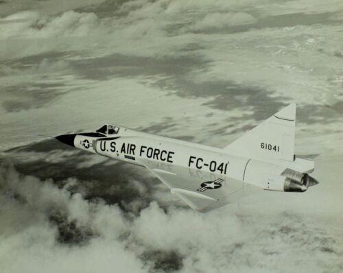 "Vintage Original Convair F102A CO U.S. Military 8"" X 10"" Photo Scarce! C2"