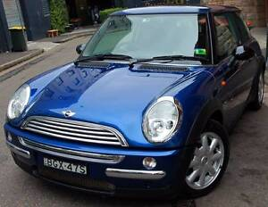 2003 Mini Cooper Hatchback Northbridge Willoughby Area Preview