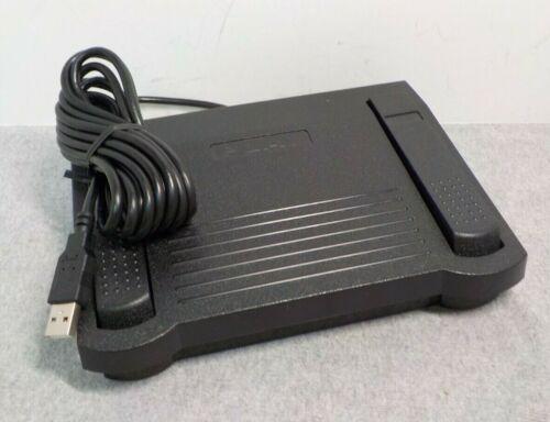 Infinity IN-DVIUSB USB Digital Foot Control Medical Transcription Foot Pedal