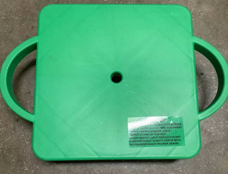 Gamecraft Scooter Board, Green, Used