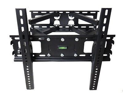 FULL MOTION TILT PLASMA LCD LED TV WALL MOUNT BRACKET 30 32 36 37 40 46 47 50 55