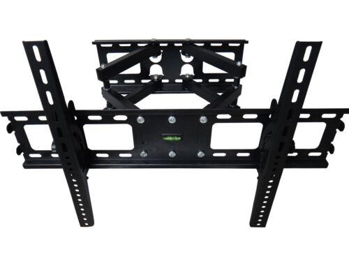 DUAL ARM FULL MOTION TILT LCD LED TV WALL MOUNT BRACKET 42 4
