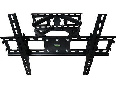 FULL MOTION TILT PLASMA LCD LED TV WALL MOUNT BRACKET 42 46 47 50 55 60 65 70