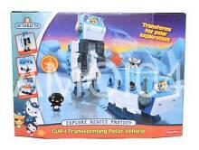 Octonauts Gup I Transforming Polar Vehicle - Kwazii, Adelie Pengu Glen Waverley Monash Area Preview
