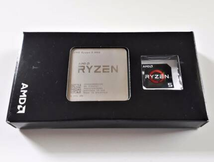 AMD Ryzen 5 1400 CPU Processor AM4