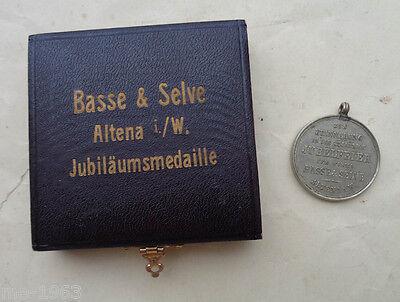 original  Medaille  Altena  Westfalen Basse & Selve  2 Stück