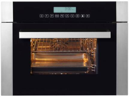 Omega OS450X Combi-Steam Oven with self cleaning function/ reheat