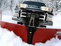 Commercial Snow Plowing / Insured / Liability