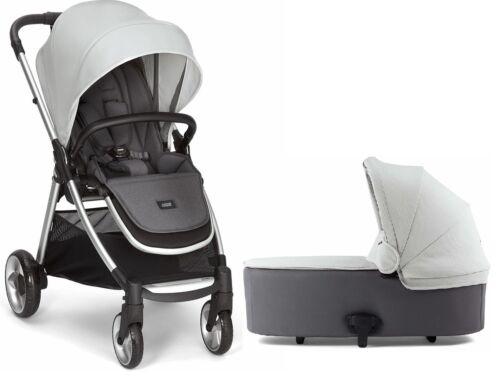 Mamas & Papas Armadillo Flip XT2 Baby Stroller with Bassinet Cloud Grey NEW 2017