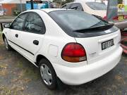 1996 Ford Laser Hatchback AUTO, VERY LOW KILOMETERS Long Jetty Wyong Area Preview