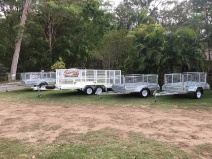 SEATONS TRAILER HIRE/RENTAL from $10p/h PIMPAMA GC