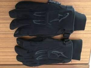 Alpinestars Drystar Gloves size medium wet weather gloves
